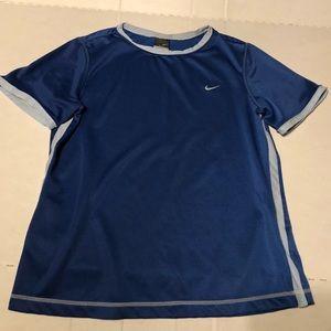 Nike Youth Medium Dri Fit t shirt